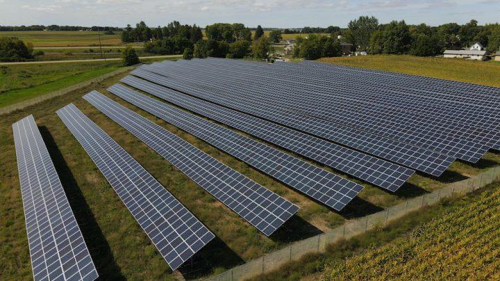 Green Isle Community Solar Garden