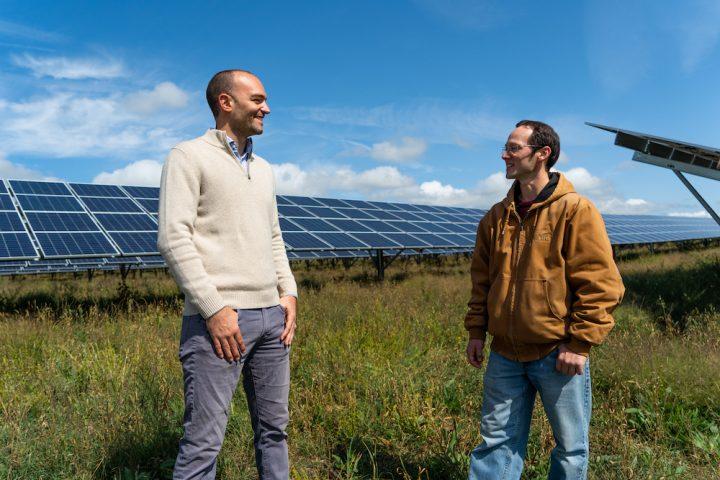 Nathan Dahlke and Dan Nokomis Energy