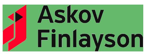Askov Finlayson Logo