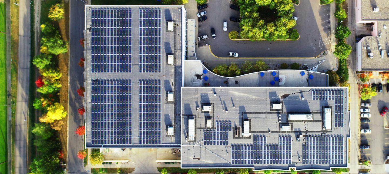 Cristo Ray Rooftop Solar Array