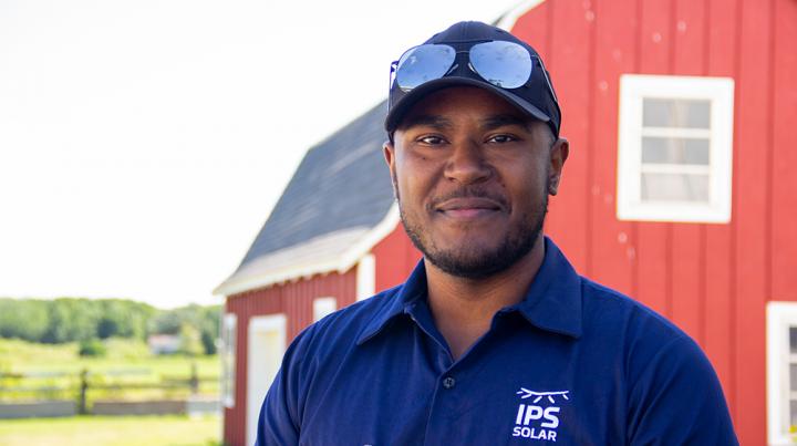 TJ Ozomoru, Solar Developer at IPS Solar