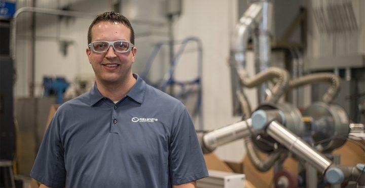 Adam Rupp at Alexandria Industries