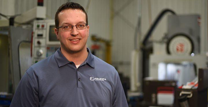 Adam Rupp of Alexandria Industries