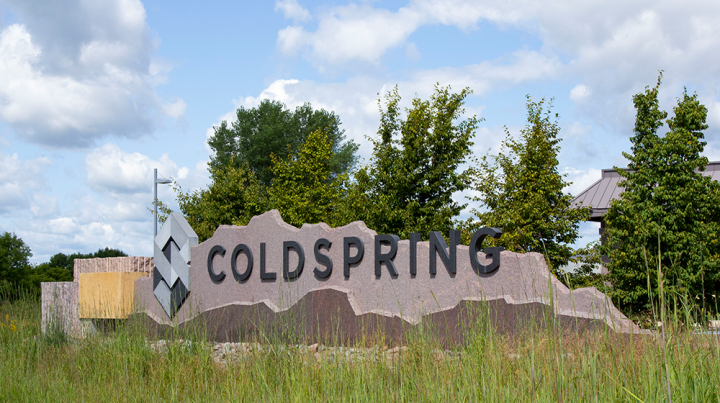 Coldspring Granite, the site of a Werner Electric supplied solar installation