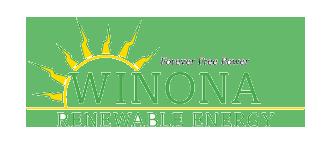 Winona Renewable Energy Logo