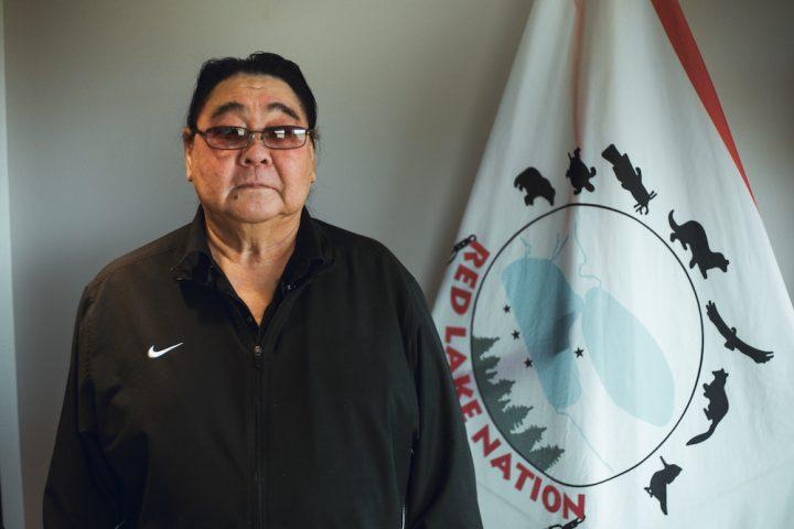 Chairman Darrell Seike Red Lake Nation