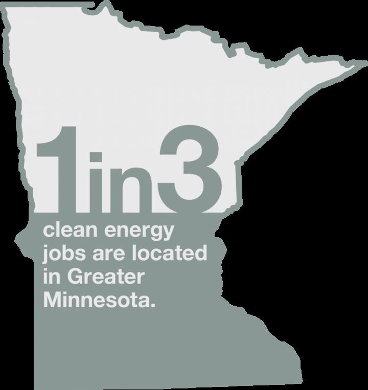 clean jobs midwest job location data