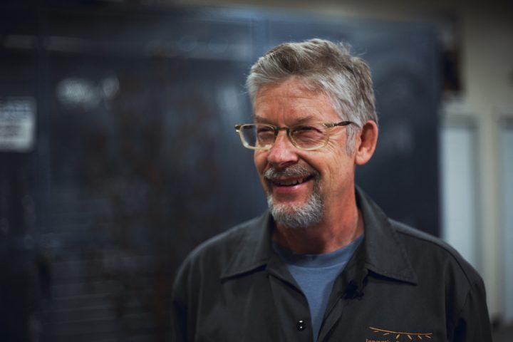 Ralph Jacobson IPS Solar JEDI Officer