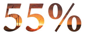 55% Statistic Factsheet