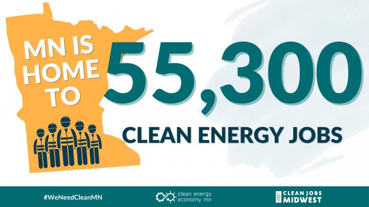55300 clean energy workers