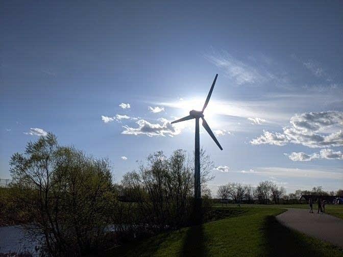 MPR Story Wind Turbine Image