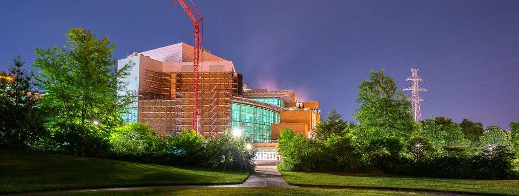 Minnesota Science Museum under construction